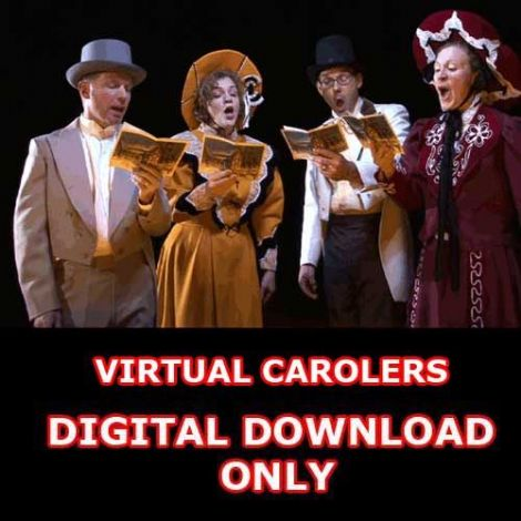 VIRTUAL CAROLERS DIGITAL DOWNLOAD